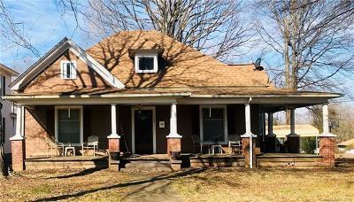Spencer Single Family Home For Sale: 402 N Salisbury Avenue #L2-3