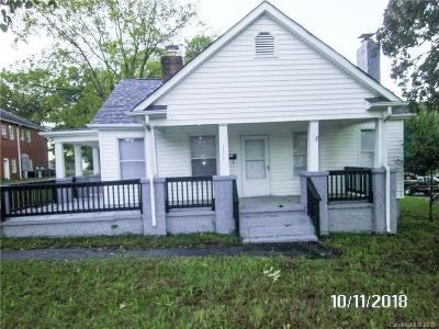 Stanley Single Family Home For Sale: 111 Church Street