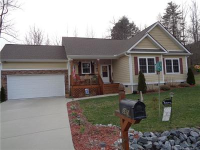 Hendersonville Single Family Home For Sale: 340 N Crab Meadow Drive