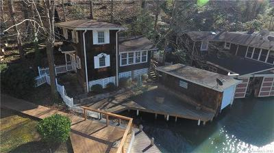 Bat Cave, Black Mountain, Chimney Rock, Columbus, Gerton, Lake Lure, Mill Spring, Rutherfordton, Saluda, Tryon, Union Mills Single Family Home For Sale: 108 Havnaers Point Circle
