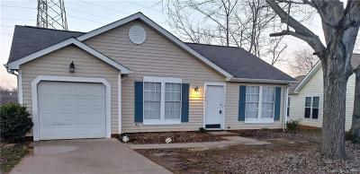 Charlotte NC Single Family Home For Sale: $164,900