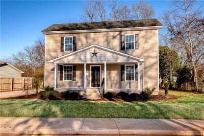 Rock Hill Single Family Home For Sale: 2 Poe Street
