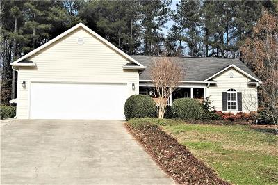 Caldwell County Single Family Home For Sale: 5455 Peaceful Lane