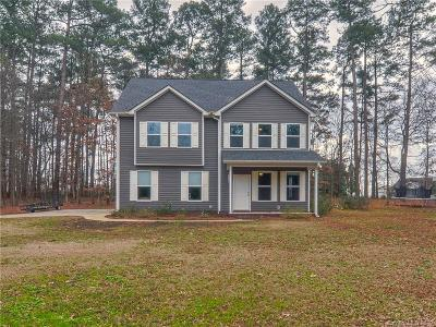 Monroe Single Family Home For Sale: 402 Spring Lake Drive