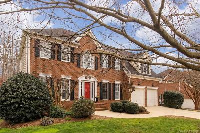 Huntersville Single Family Home For Sale: 10217 Tallent Lane