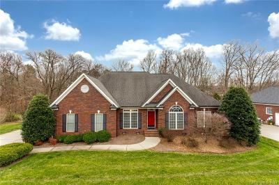 Cabarrus County Single Family Home For Sale: 7909 Tottenham Drive