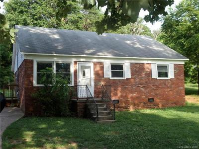 Statesville Single Family Home For Sale