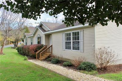 Asheville Single Family Home Under Contract-Show: 59 Dillingham Circle