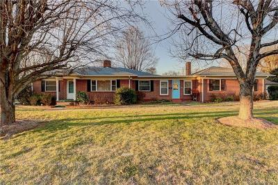Cherryville Single Family Home For Sale: 603 E Church Street