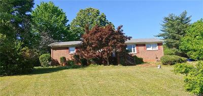 Catawba Single Family Home Under Contract-Show: 1194 Rainbow Circle