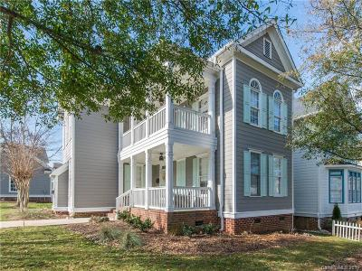 Fort Mill Single Family Home For Sale: 732 Shady Grove Crossing