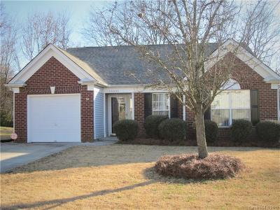 Charlotte Single Family Home Under Contract-Show: 14042 Dingess Road