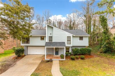 Charlotte Single Family Home For Sale: 726 Charter Place