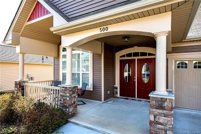 Mount Holly Single Family Home Under Contract-Show: 500 Planters Way #96