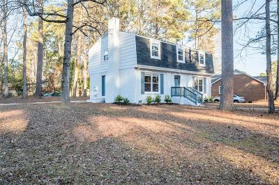 Durham Single Family Home For Sale: 532 Reynolds Avenue