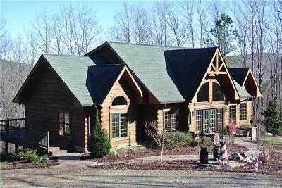 Polk County, Rutherford County Single Family Home Under Contract-Show: 288 Timberlake Drive