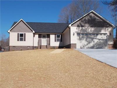 Lincolnton Single Family Home For Sale: 216 Rock Creek Drive