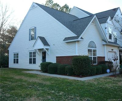 Charlotte NC Condo/Townhouse For Sale: $168,900