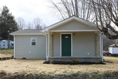 East Flat Rock NC Single Family Home For Sale: $168,895