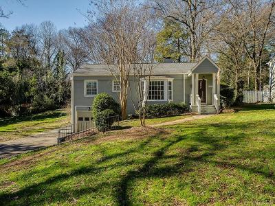 Charlotte Single Family Home Under Contract-Show: 3014 Forest Park Drive