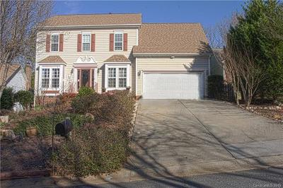 Waxhaw Single Family Home For Sale: 3711 Wind Ridge Place #74