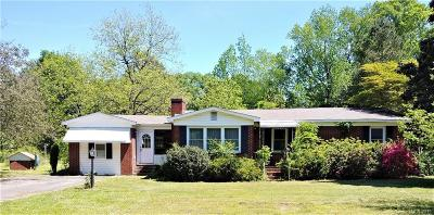 Rock Hill Single Family Home For Sale: 531 Fowler Road