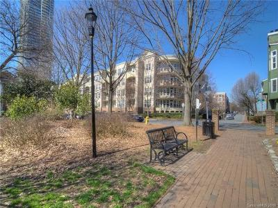 Charlotte Condo/Townhouse For Sale: 405 W 7th Street #401
