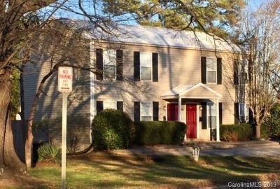 Multi Family Home For Sale: 403,  405,  409 E Jefferson Street #A,  B,
