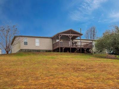 Marshall NC Single Family Home For Sale: $159,000