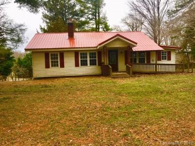 Saluda Single Family Home For Sale: 234 Overbrook Drive