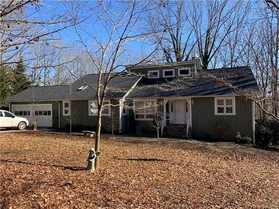 Rutherfordton Single Family Home For Sale: 605 Plantation Drive