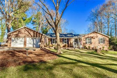 Rock Hill Single Family Home For Sale: 437 Plantation Road