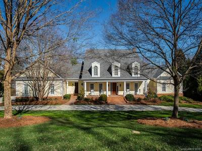 Charlotte Single Family Home Under Contract-Show: 5120 Carmel Club Drive