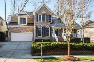 Robbins Park, Birkdale, Birkdale Village, Macaulay Single Family Home Under Contract-Show: 14200 Dryburgh Circle