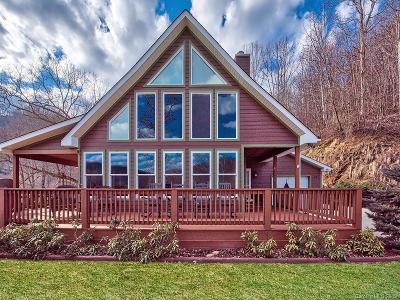 Waynesville Single Family Home Under Contract-Show: 59 March Hillside Court