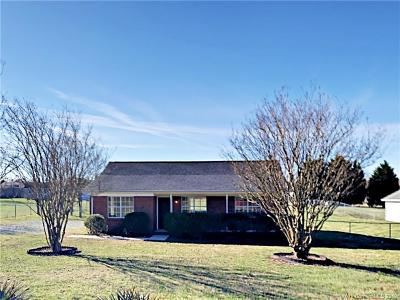 Union County Single Family Home For Sale: 5103 Hampton Meadows Road