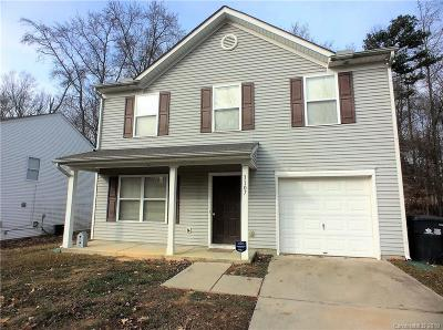 Charlotte Single Family Home For Sale: 3107 Decapolis Drive