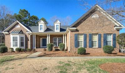 Indian Trail Single Family Home Under Contract-Show: 4262 Canewood Lane