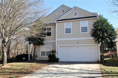 Charlotte Single Family Home For Sale: 8554 Greenware Trail #48