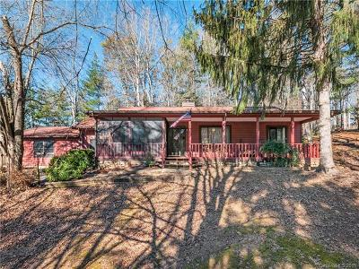 Candler Single Family Home Under Contract-Show: 36 Mountain Brook Drive #36