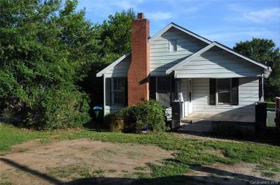 China Grove Single Family Home For Sale: 1320 Mt Moriah Church Road