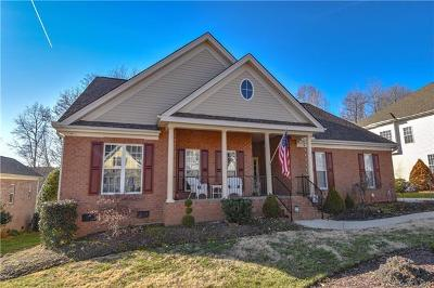 Lincoln County Single Family Home For Sale: 1525 Valhalla Drive
