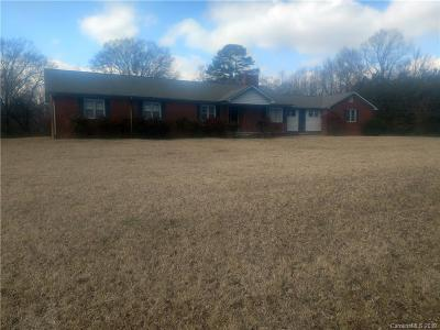 Single Family Home For Sale: 7709 Plott Road