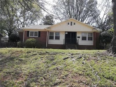 Charlotte Rental For Rent: 4124 Somerdale Drive