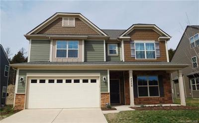Concord Single Family Home For Sale: 4258 Falls Lake Drive