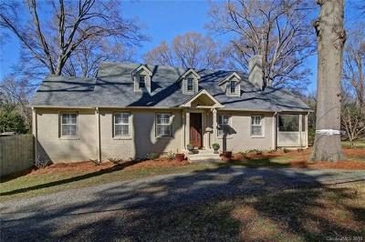 Sedgefield Single Family Home For Sale: 3000 Cambridge Road