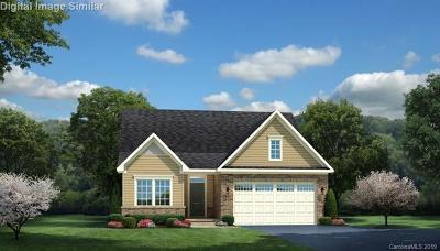 Concord Single Family Home For Sale: 1536 Van Buren Avenue SW #703