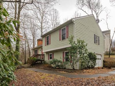 Arden Single Family Home For Sale: 15 Spring Hill Drive