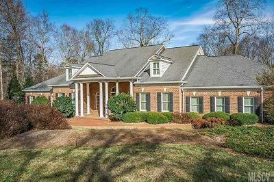 Hickory Single Family Home Under Contract-Show: 4042 4th St Lane NW