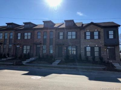 Belmont Condo/Townhouse For Sale: 436 Linestowe Drive #3